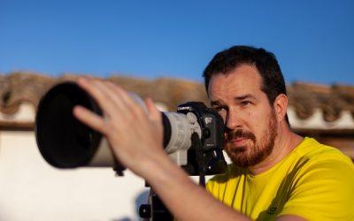 Vicente Vidal, nuevo director de la línea de fotografía de Grupo Nostresport