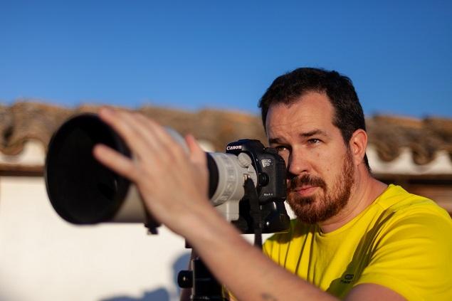 Vicente Vidal, nou director de la línia de fotografia de Grup Nostresport