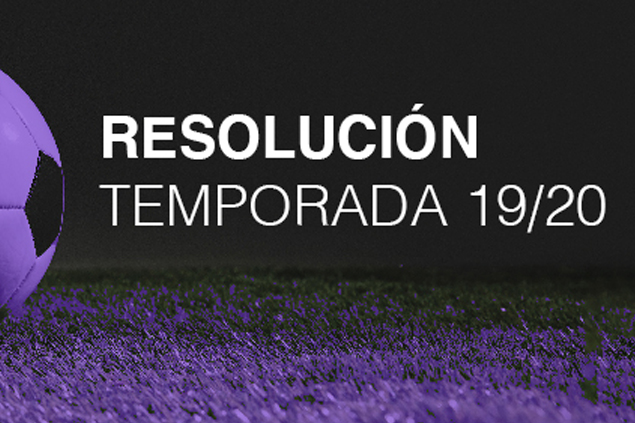 Resolución Temporada 19-20 Nostresport Leagues